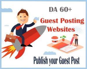 100+ Natural High-Quality Guest Posting Websites on Niche Related Blogs with Traffic – Manual Blogger Outreach